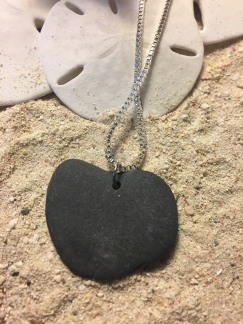 Beach Stone Necklace