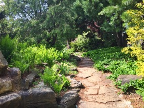 Ornamental Gardens Ottawa - 'Secret Garden'